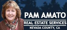 Pam Amato | Nevada County, CA Real Estate Logo